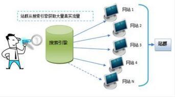 SEO工具:[案例分析]建立站群来获取流量
