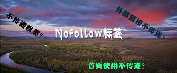 SEO:页面中多处使用nofollow会影响收录和权重吗?